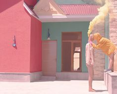 Surreal Pastel Color Photography by Karen Khachaturov