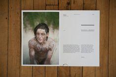 Spiritual Lake / gaspardgaller.com #design #book #publication #layout #typography