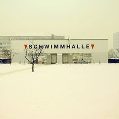 Winter Berlin on the Behance Network #phtography #white #snow #berlin #winter