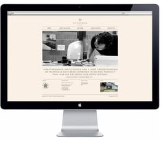 Halstock - Branding, Tender, Video, Website - Edge Design #layout #webpage