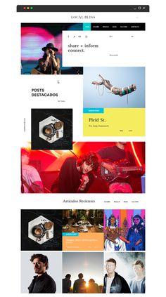 Local bliss design magazine online designblog www.mindsparklemag.com