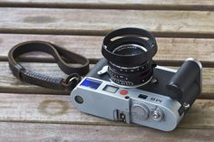 Leica M8 / CV 40mm f1.4 Nokton / Leica Handgrip (Weekend Camera Porn) (by Cris Rose)