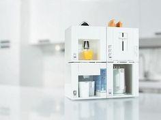 Compact4All by Jan Des Bouvrie #mini #appliances #design #minimal #minimalist