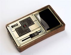 Colorfly Pocket HiFi - Gadgets that stand out from the crowd - Features | MSN Tech & Gadgets | MSN UK #design #player #gadget #steampunk #industrial #music #mp3
