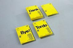 Toormix. Branding, Art direction, Editorial Design & Communication since 2000 #type #print #replica #typography