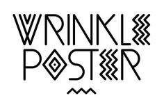 527-wrinkle_logo.png 461×295 pixels #logo #design #identity #typography