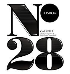 No 28 Typography
