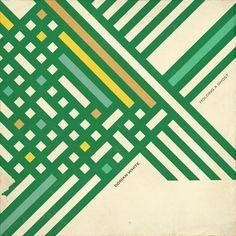 Designspiration — FFFFOUND! | Dorian White - Holding A Ghost : H/34 : Creative #print #design #graphic #pattern