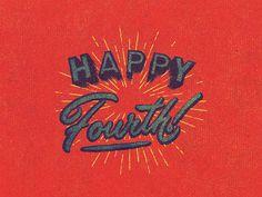 Happy Fourth by Sean Tulgetske