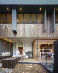 Sunshine Beach House @architecture
