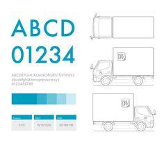 Brand guideline #font #blue #logo #identity #grid #layout #brand #corporate identity #logotype