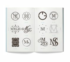 typetoken® | Showcasing & discussing the world of typography, icons and visual language #monogram