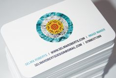 Self Promotion #pattern #business #self #design #graphic #texture #illustration #identity #logo #promotion #cards