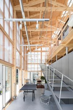 Open Door Apartment 2 by Ippei Komatsu Architects