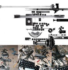 Hyejung Bae #typewriter #vintage #photograph