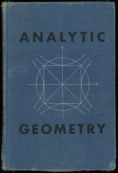 geometry, book cover