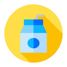 See more icon inspiration related to milk, food and restaurant, beverage, straw, breakfast, bottle, food and drink on Flaticon.