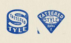 #typography #stamp
