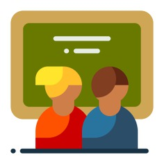 See more icon inspiration related to lesson, student, learn, book, study, boy, studying, education and reading on Flaticon.