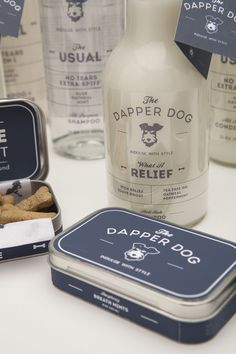 Pinterest #packaging #dog