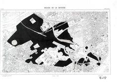 La Défense, Paris, 1991 #urban