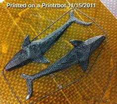 Futuristic Printrbot 3D Printer