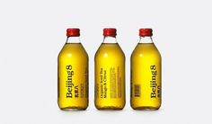 Garbergs Reklambyrå #bottle #packaging #design #graphic #typography