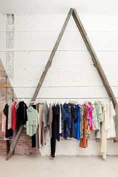 Vintage Atelier | Inspiration for the Studio #retail