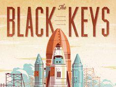 Black Keys // Pheonix, AZ Poster #fqwf
