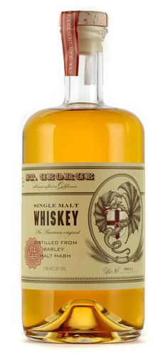 St. George Spirits Illustrated Labels.... on the Behance Network #illustrations #label #love #these