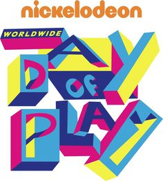 typography, nickelodeon