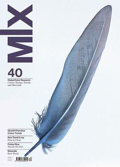 Mix Magazine #cover #layout #type
