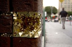 - A Common Name #street #art #installation