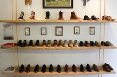 Folk Clothing Men - hipshops in London #display #shoe