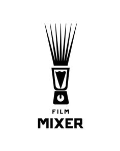 ljubobratina - FilmMixer - independent film festival held in... #festival #design #film #logo #mixer