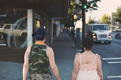 PHOTOGRAPHY Mitchell Clements #vancouver #photography #couple #street