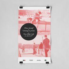 5Boro promo poster – jornaagaard.com #norway #skateboarding #5 #poster #boro