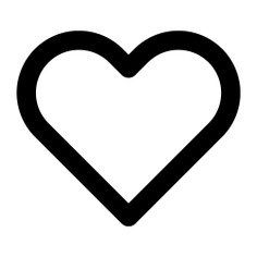 See more icon inspiration related to heart, like, love, passion, outline and shapes on Flaticon.