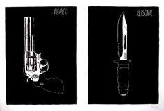 Royal Rouleur #illustration #guns