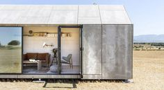 low cost prefab stone housing by abaton