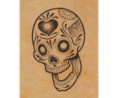 muerte_skull.jpg #skull