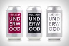 Underwood Wine Cans