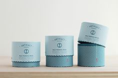 Artifact Masque #packaging #product #cosmetic #beatiful