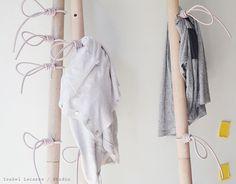 NUDO coat rack #craft #furniture #design #rack