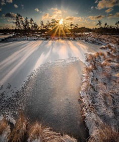 Wonderful Natural Landscapes in Estonia by Arbo Rae