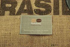 Coffee Grinding Galanis