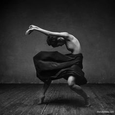 Spectacular Portraits of Ballet Dancers by Alexander Yakovlev
