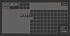 RA Tickets: Steffi, Makam at De School, Amsterdam
