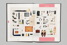 Aker Brygge — Promotional retail book. Design by Sans Colour.