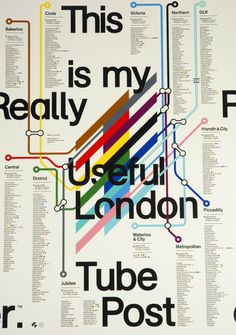 Mash Creative: London Underground / £35.00 #creative #underground #london #print #poster #mash